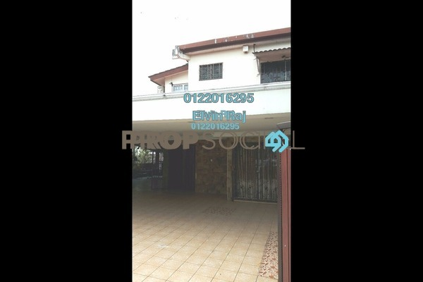 For Sale Terrace at Damansara Kim, Damansara Utama Freehold Semi Furnished 5R/3B 1.75m