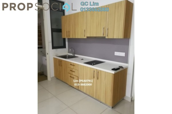For Rent Condominium at Shamelin Star Serviced Residences, Cheras Freehold Semi Furnished 2R/3B 2.4k