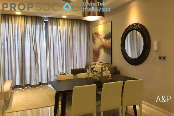 For Rent Condominium at Icon Residence (Mont Kiara), Dutamas Freehold Fully Furnished 2R/2B 3.8k