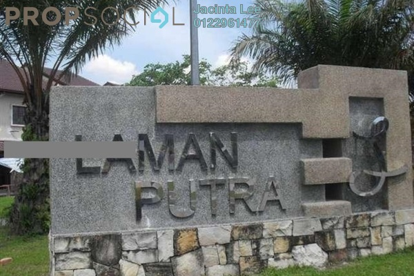 For Sale Superlink at Laman Putra, Putra Heights Freehold Semi Furnished 4R/3B 802k