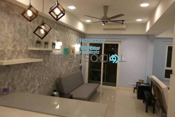 For Sale Condominium at Gaya Bangsar, Bangsar Freehold Fully Furnished 1R/1B 680k