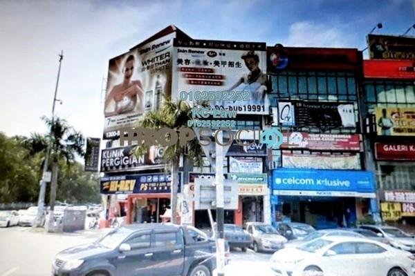 For Sale Shop at Puteri 2, Bandar Puteri Puchong Freehold Unfurnished 0R/0B 3.8m