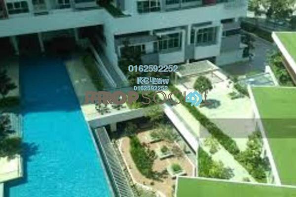 For Rent Condominium at Seringin Residences, Kuchai Lama Freehold Fully Furnished 2R/3B 2.9k