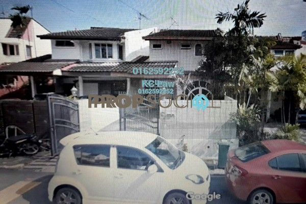 For Rent Terrace at Lucky Garden, Bangsar Freehold Semi Furnished 3R/5B 3.8k