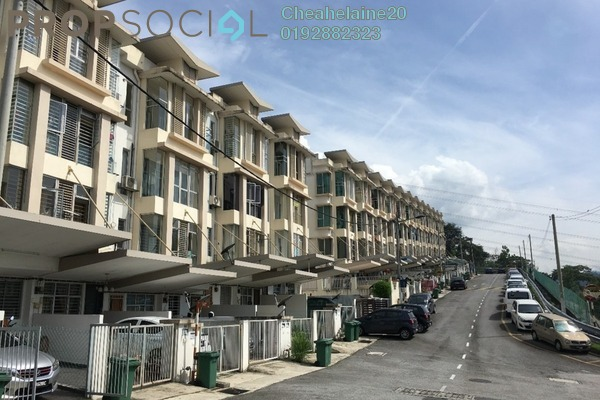 For Rent Townhouse at Amansiara, Selayang Freehold Unfurnished 3R/2B 1k