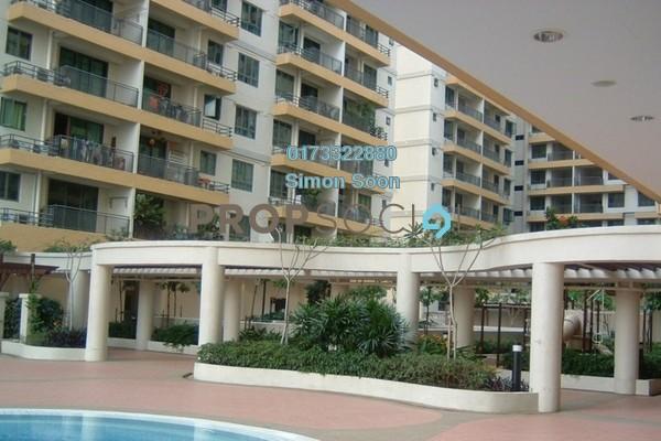 For Sale Condominium at D'Alamanda, Cheras Freehold Unfurnished 2R/1B 379k