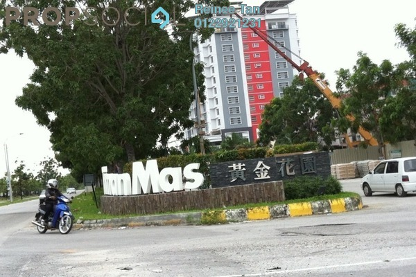 For Sale Shop at Taman Mas Sepang, Puchong Freehold Unfurnished 0R/0B 1.35m