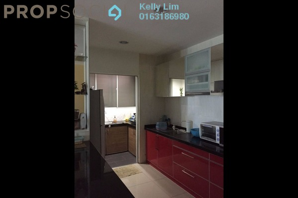 For Sale Condominium at Connaught Avenue, Cheras Freehold Semi Furnished 3R/2B 435k