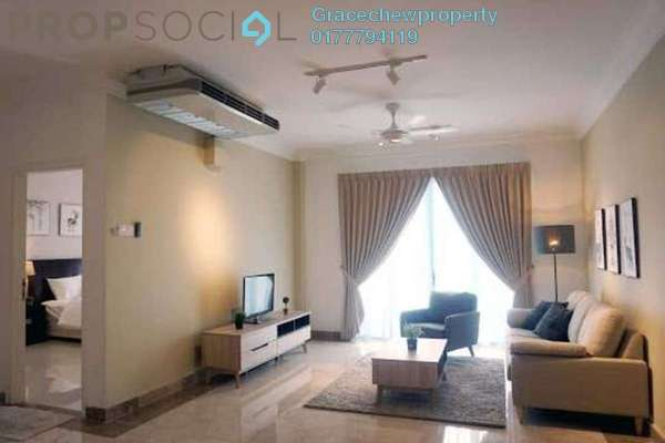 For Rent Condominium at Petrie, Johor Bahru Freehold Fully Furnished 3R/2B 2.5k