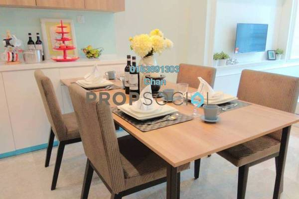 For Rent Condominium at The Manhattan, Bukit Ceylon Freehold Fully Furnished 2R/2B 5k