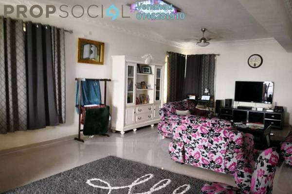 For Sale Condominium at Platinum Hill PV8, Setapak Freehold Unfurnished 4R/5B 1.35m