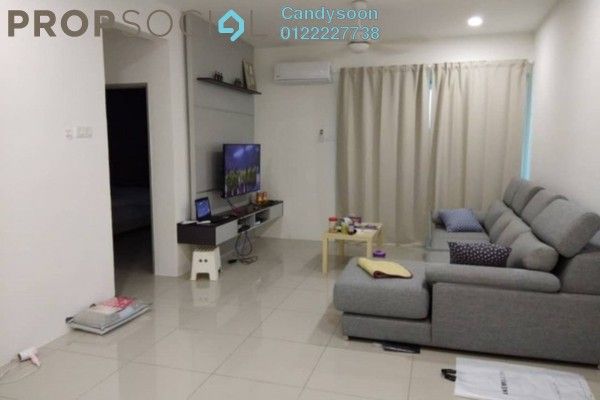 For Sale Apartment at Silk Residence, Bandar Tun Hussein Onn Freehold Fully Furnished 3R/2B 388k