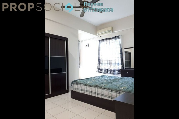 For Rent Condominium at Nilam Puri, Bandar Bukit Puchong Freehold Fully Furnished 3R/2B 1.2k
