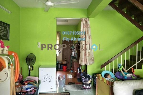 For Sale Terrace at Taman Lestari Putra, Bandar Putra Permai Freehold Unfurnished 4R/3B 440k