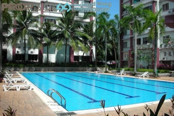 For Sale Condominium at Danau Impian, Taman Desa Freehold Semi Furnished 3R/2B 390k