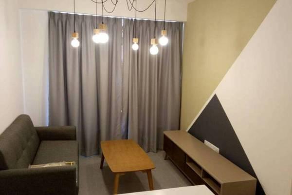 For Rent Condominium at Kanvas, Cyberjaya Freehold Fully Furnished 1R/1B 1.2k