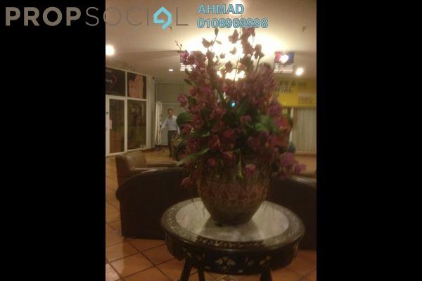 For Rent SoHo/Studio at D-Villa Residence, Ampang Hilir Freehold Fully Furnished 1R/1B 1.5k