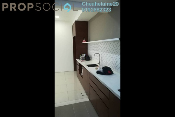 For Rent Townhouse at The Vale @ Sutera Damansara, Damansara Damai Freehold Fully Furnished 3R/4B 2.2k