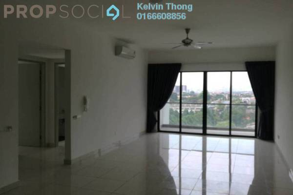 For Rent Condominium at Dua Menjalara, Bandar Menjalara Freehold Semi Furnished 3R/2B 2.68k