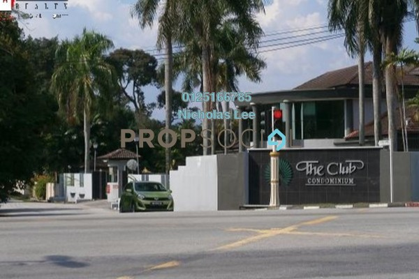 For Sale Condominium at Upper East @ Tiger Lane, Ipoh Freehold Fully Furnished 4R/4B 740k