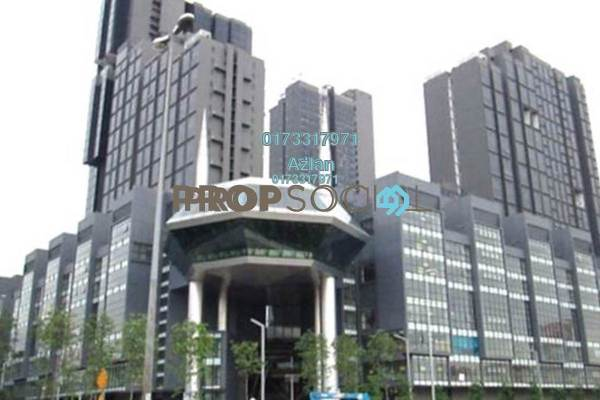 For Rent Office at Icon City, Petaling Jaya Leasehold Unfurnished 0R/1B 2.5k