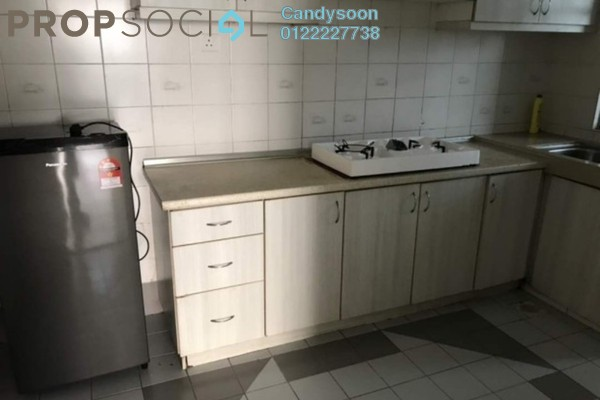 For Rent Condominium at Casa Ria, Cheras Freehold Fully Furnished 3R/4B 1.8k
