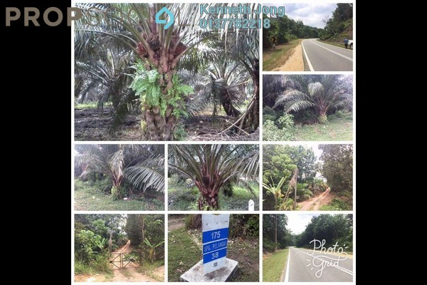 For Sale Land at Karak Park Home, Pahang Freehold Unfurnished 0R/0B 35.7m