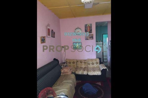 For Sale Apartment at Taman Taming Jaya, Balakong Freehold Unfurnished 3R/1B 90k