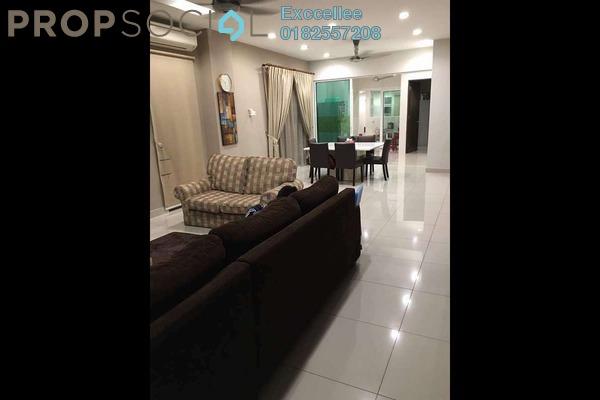 For Sale Terrace at Laman Bayu, Kota Damansara Freehold Semi Furnished 6R/5B 1.75m