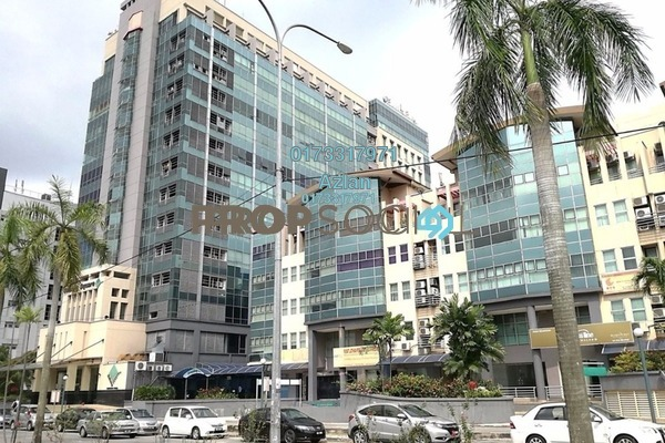 For Rent Shop at Subang Square, Subang Jaya Freehold Unfurnished 0R/1B 3k