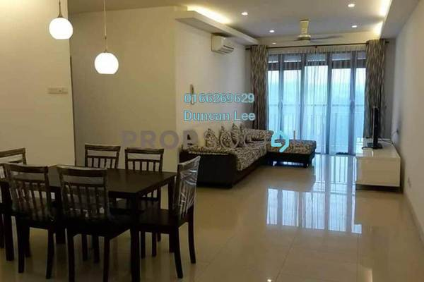 For Rent Condominium at Savanna 1, Bukit Jalil Freehold Semi Furnished 3R/3B 2.75k