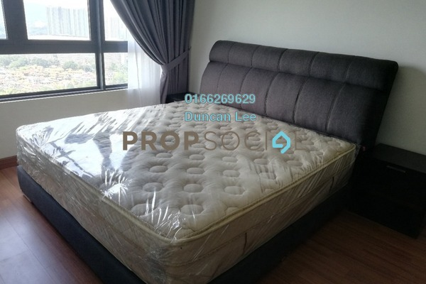 For Rent Serviced Residence at The Link 2 Residences, Bukit Jalil Freehold Fully Furnished 2R/2B 2.3k