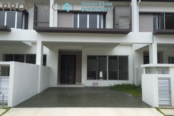 For Sale Terrace at Arahsia, Tropicana Aman Freehold Unfurnished 4R/3B 880k