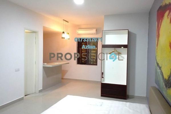 For Rent SoHo/Studio at Univ 360 Place, Seri Kembangan Freehold Fully Furnished 1R/1B 1.3k