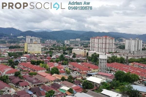 For Rent Apartment at Merdeka Villa, Ampang Freehold Unfurnished 3R/2B 1.2k