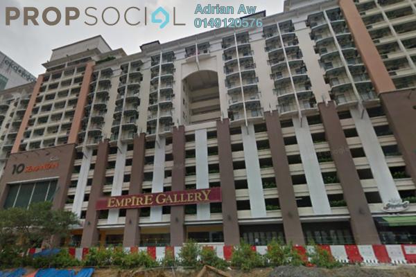 For Rent Condominium at 10 Semantan, Damansara Heights Freehold Fully Furnished 1R/1B 1.8k