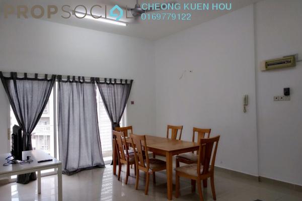 For Rent Condominium at Cova Suite, Kota Damansara Freehold Fully Furnished 3R/2B 2.5k