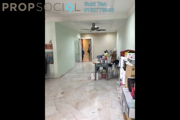 For Sale Apartment at SD11, Bandar Sri Damansara Freehold Semi Furnished 3R/2B 699k