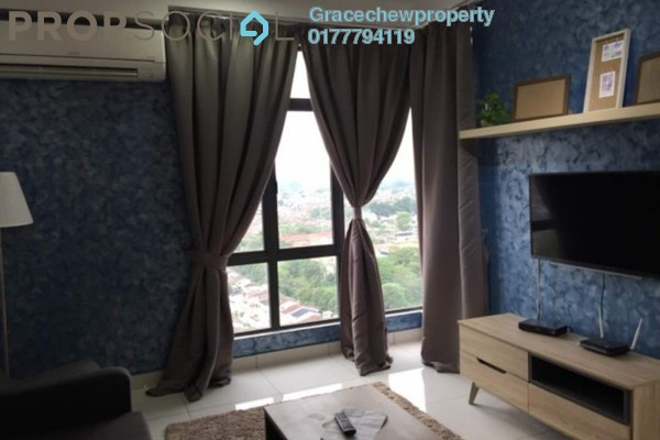 For Rent Serviced Residence at Platinum Residences I, KLCC Freehold Fully Furnished 1R/1B 1.58k