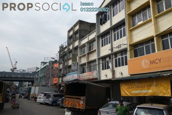 For Rent Shop at Petaling Street, Pudu Freehold Unfurnished 0R/0B 8k