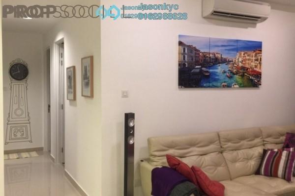 For Sale Condominium at Setapak Green, Setapak Freehold Semi Furnished 4R/3B 690k