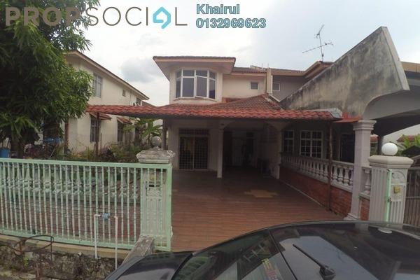 For Sale Semi-Detached at Taman Desa Ixora 2, Senawang Freehold Unfurnished 4R/3B 370k