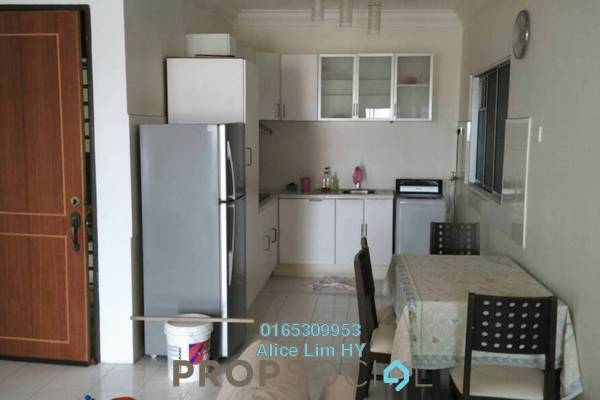 For Rent Condominium at Symphony Park, Jelutong Freehold Fully Furnished 3R/2B 1.3k