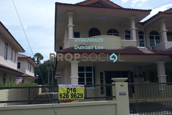 For Sale Condominium at Taman Chemor, Chemor Leasehold Semi Furnished 4R/1B 300k