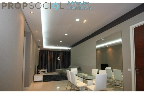 For Sale Condominium at Marc Service Residence, KLCC Freehold Semi Furnished 2R/2B 1.6m