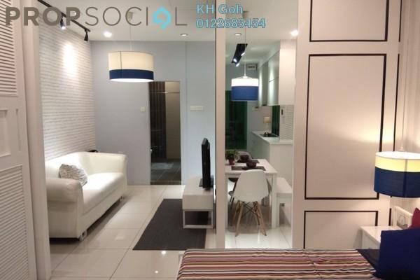 For Sale Apartment at Park 51 Boulevard, Petaling Jaya Freehold Unfurnished 1R/1B 298k