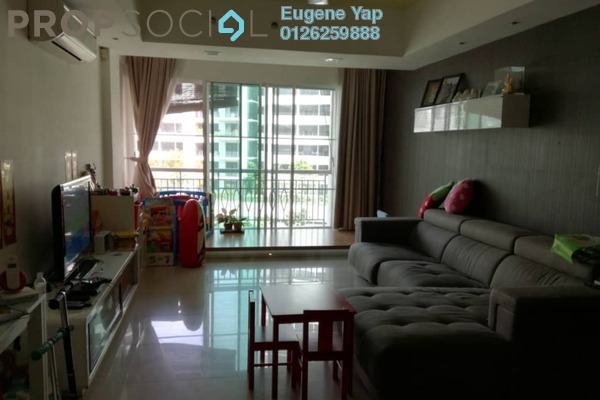 For Sale Condominium at Sutramas, Dutamas Freehold Unfurnished 3R/3B 800k