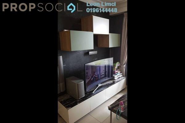 For Rent Apartment at Solstice @ Pan'gaea, Cyberjaya Freehold Fully Furnished 1R/1B 1k
