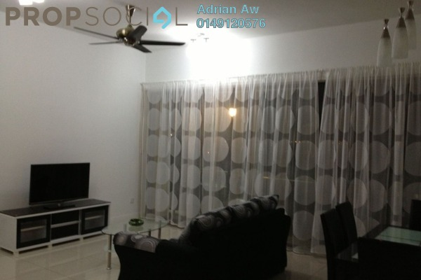 For Rent Condominium at Setia Sky Residences, KLCC Freehold Fully Furnished 2R/2B 3k