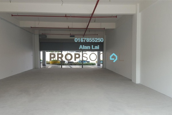 For Rent Shop at CBD Perdana 2, Cyberjaya Freehold Unfurnished 1R/2B 3.5k